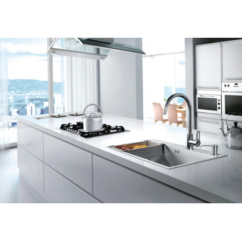 Quality Handmade Stainless Steel Sink HM8045